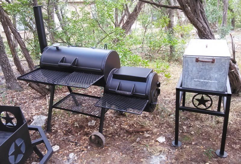 matt s bbq pits llc and river cottage tables barbecue pit